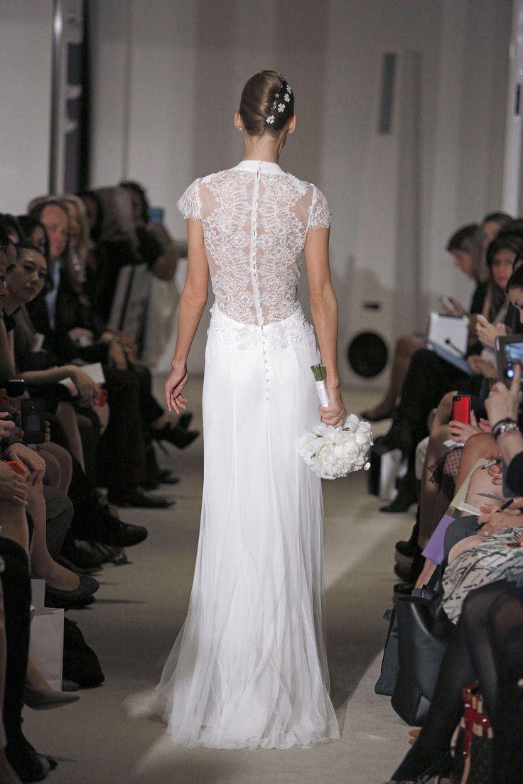 Carolina Herrera Runway Models wearing Ellen Hunter NYC