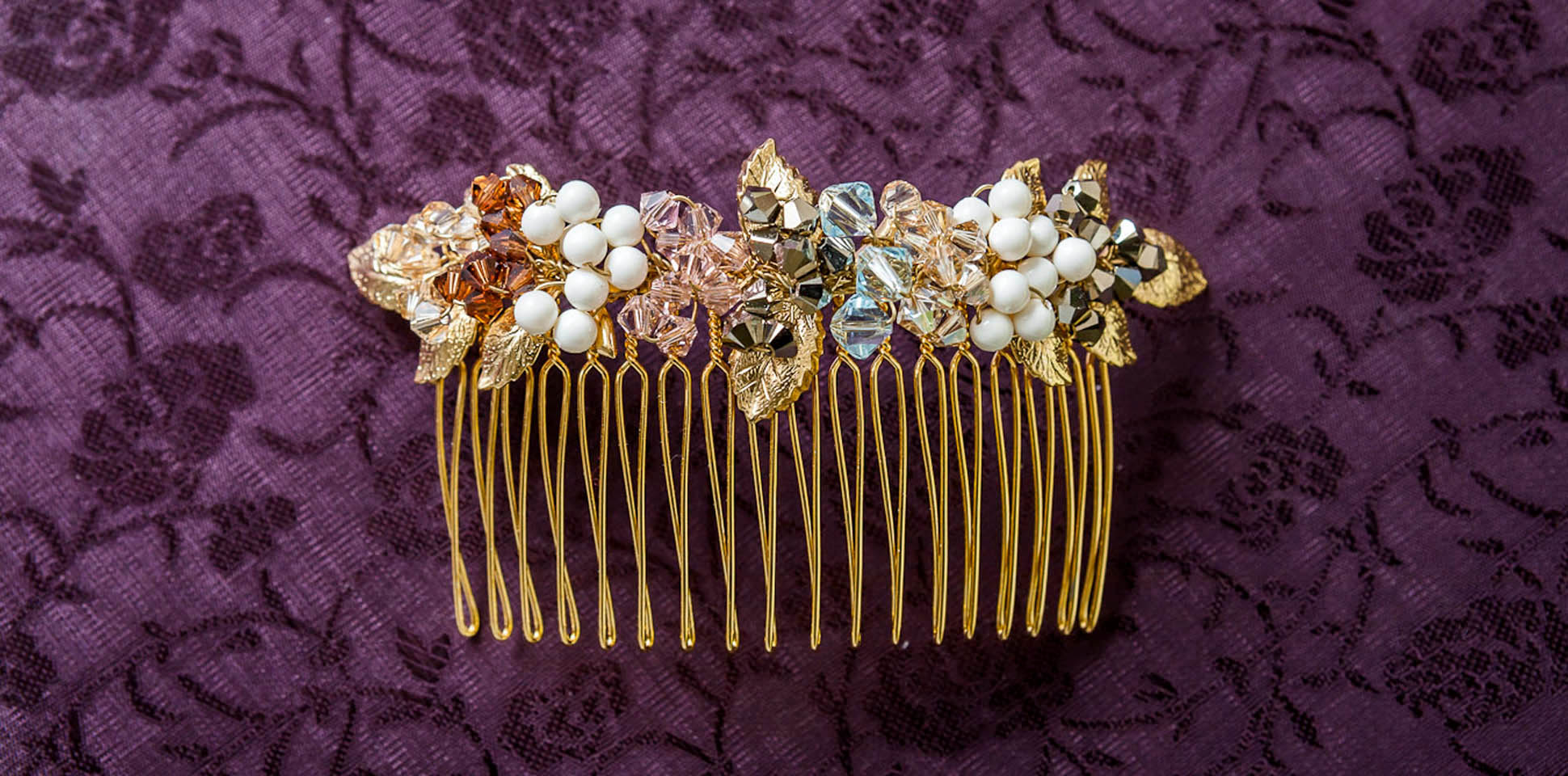 Ellen Hunter NYC - Custom Hair Accessories & Jewelry